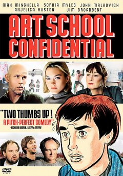 Art school confidential cover image