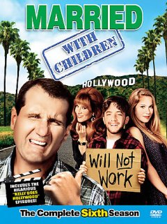 Married with children. Season 6 cover image