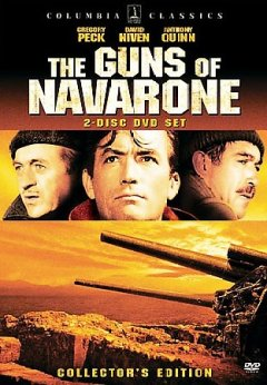 The guns of Navarone cover image
