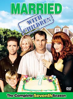 Married with children. Season 7 cover image