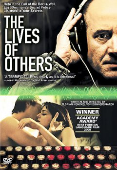 The lives of others Das leben der Anderen cover image
