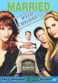 Married with children. Season 8 cover image