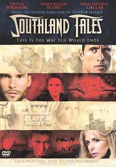 Southland tales cover image
