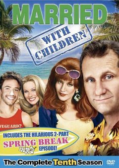 Married with children. Season 10 cover image