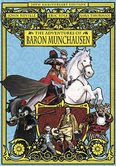 The Adventures of Baron Munchausen cover image