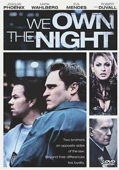 We own the night cover image