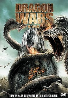 Dragon wars cover image