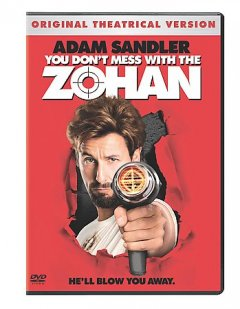 You don't mess with the Zohan cover image