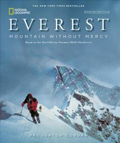 Everest : mountain without mercy cover image