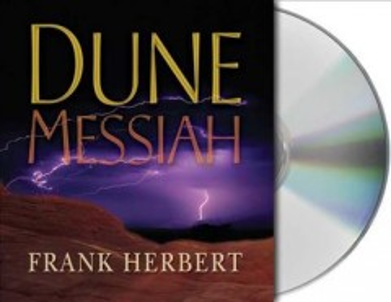 Dune Messiah cover image