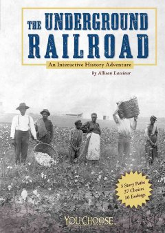 The Underground Railroad : an interactive history adventure cover image