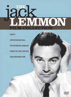 The Jack Lemmon film collection cover image