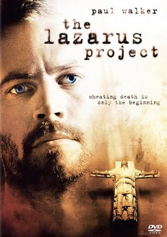 The Lazarus project cover image