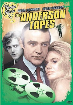 The Anderson tapes cover image
