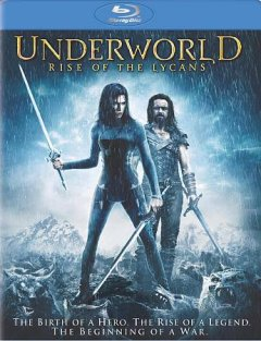 Underworld rise of the Lycans cover image