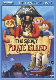 The secret of Pirate Island cover image