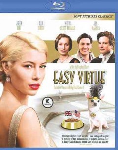 Easy virtue cover image