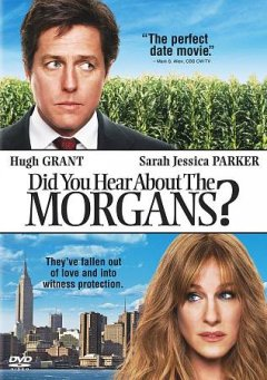 Did you hear about the Morgans? cover image