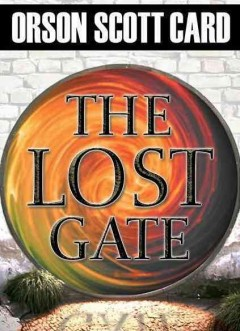 The lost gate cover image