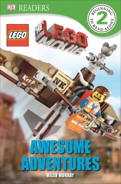 Awesome adventures cover image