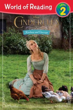 Cinderella : kindness and courage cover image