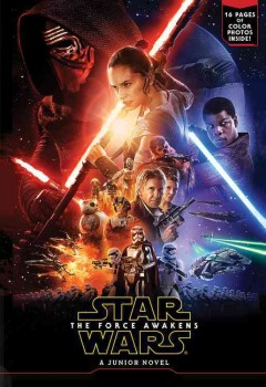 Star Wars : the force awakens cover image