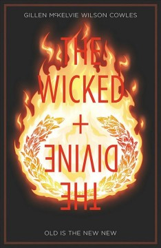 The wicked + the divine. 8, Old is the new new cover image