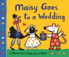 Maisy goes to a wedding cover image