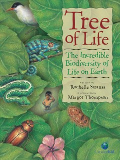 Tree of life : the incredible biodiversity of life on earth cover image