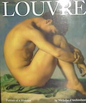 Louvre : portrait of a museum cover image