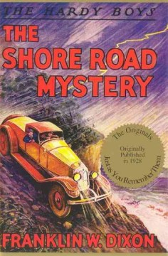 The Shore Road mystery cover image