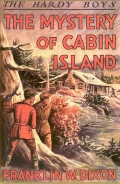 The mystery of Cabin Island cover image