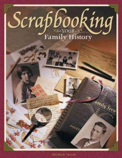 Scrapbooking your family history cover image