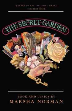 The secret garden : book and lyrics cover image