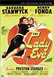 The lady Eve cover image