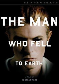 The man who fell to earth cover image