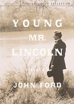 Young Mr. Lincoln cover image