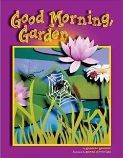 Good morning, garden cover image