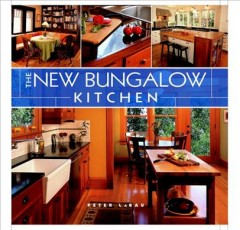 The new bungalow kitchen cover image