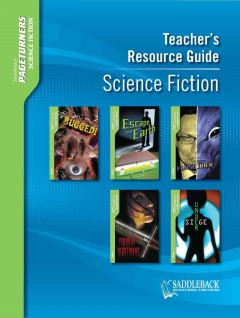 Teacher's resource guide. Science fiction cover image
