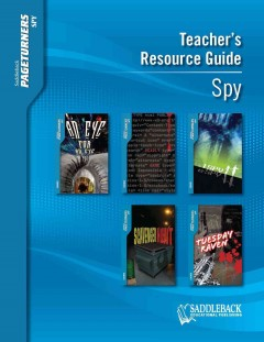 Teacher's resource guide. Spy cover image