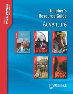 Teacher's resource guide. Adventure cover image