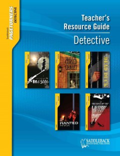 Teacher's resource guide. Detective cover image
