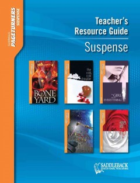 Teacher's resource guide. Suspense cover image
