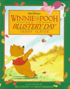 Walt Disney's Winnie the Pooh and the blustery day cover image