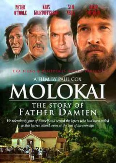 Molokai the story of Father Damien cover image