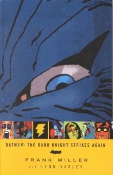 Batman : the Dark Knight strikes again cover image