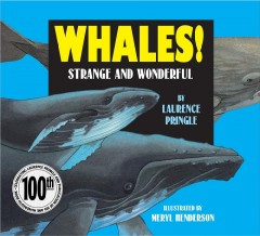 Whales! : strange and wonderful cover image
