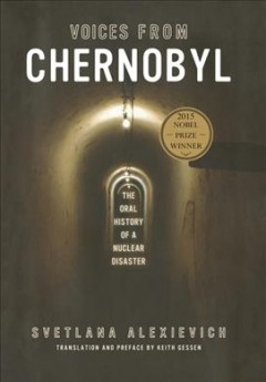 Voices from Chernobyl cover image