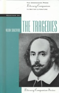 Readings on the tragedies of William Shakespeare cover image